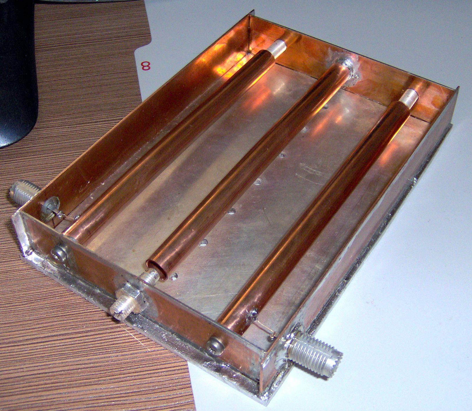 Изготовление корпусов из алюминия своими руками 33